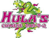 Hula's Chinese Bar-B-Q Logo